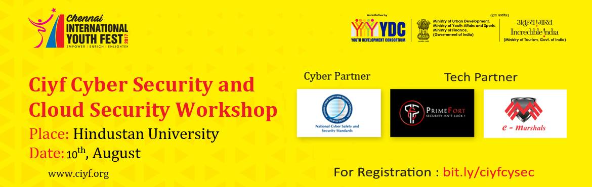 CIYF - Cyber Security and Cloud Security Workshop
