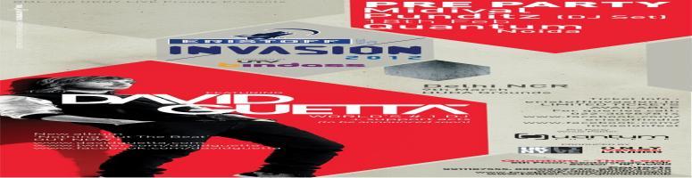 Eristoff Invasion Festival 2012 Headlined by David Guetta Pre-Party with Midival Punditz (Dj Set)
