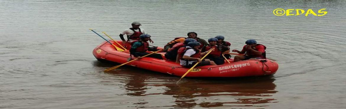 Book Online Tickets for Kolad Rafting on 20th August- EDAS, Kolad. River Rafting @ Kolad  Yes, it's White Water Rafting! Rafting is all about excitement, adventure and teamwork.  Rafting trips are filled with fun, a lot of momentum and the adventure of water rafting. You will experience the best white wa
