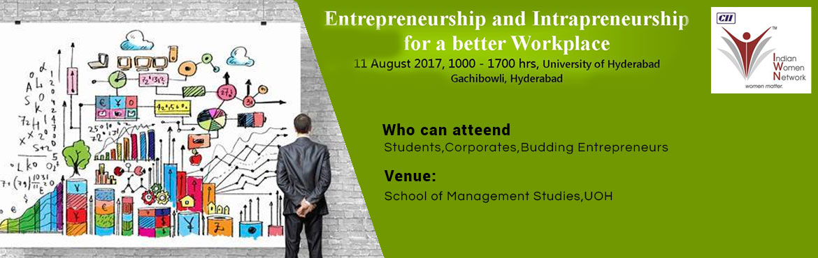 Entrepreneurship and Intrapreneurship for a better workplace