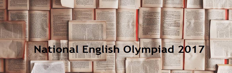National English Olympiad 2017