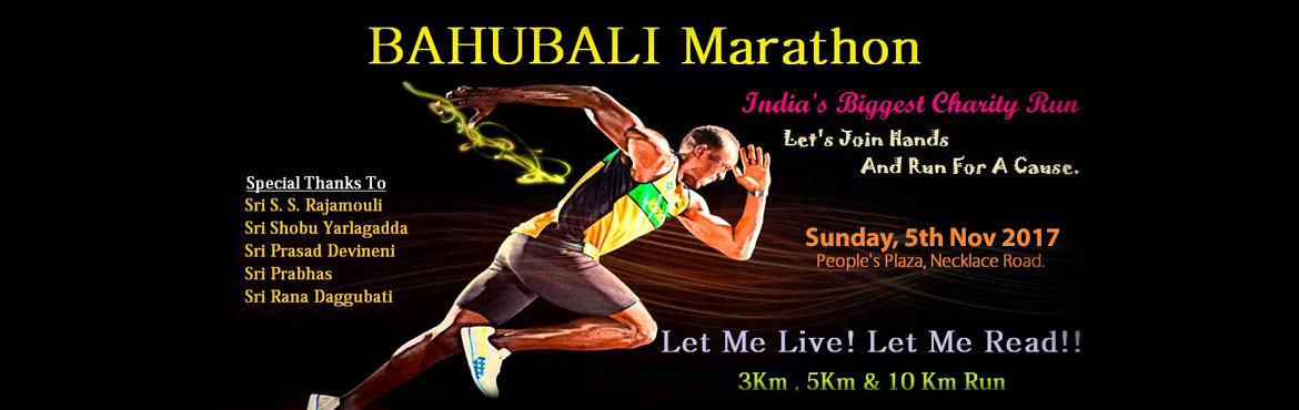 Bahubali Marathon - Run for Education