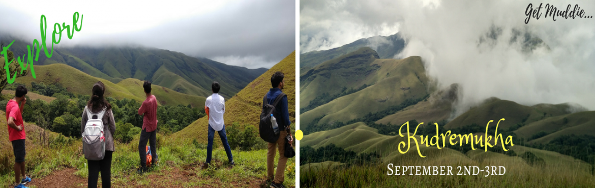 Book Online Tickets for The Magical Kudremukha, Bengaluru.  Let\'s put on the trekking shoes and head to the absolutely stunning views ofKudremukhayet again!  See what we did in our last month\'s visit to Kudremukhahere.  Read a bit aboutKudremukhhere: ht
