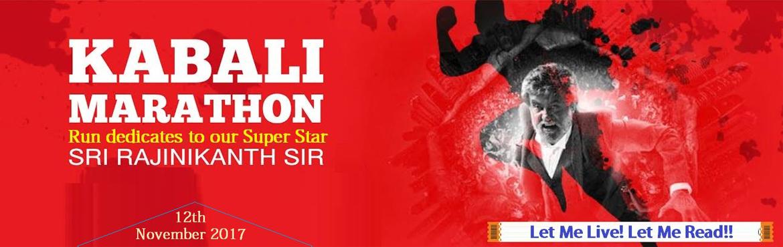 Kabali Marathon - Run for Education