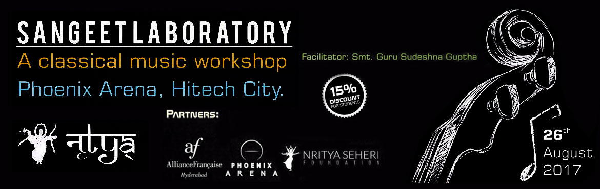 Sangeet Laboratory - A Classical Music Workshop