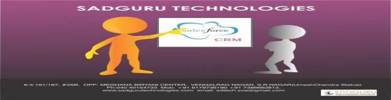 Book Online Tickets for cloud computing training in hyd, Hyderabad. Sales Force CRM Training @ Sadguru Technologies Ph: 040-40154733 Sadguru is one of the leading top Training in Hyderabad, We have certified trainers. We will provide \\\