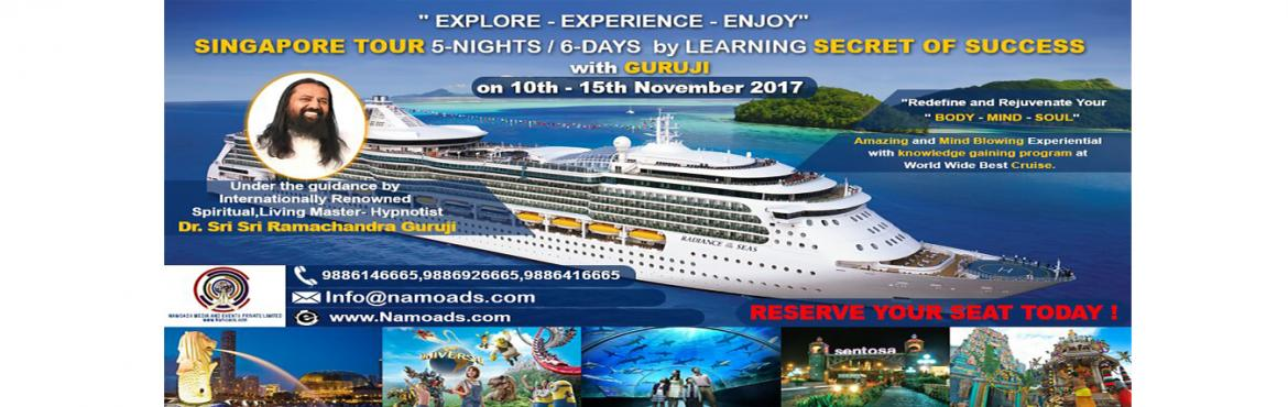 Book Online Tickets for SINGAPORE TOUR 5N/6D on NOV-10th - 15th,, Singapore. \