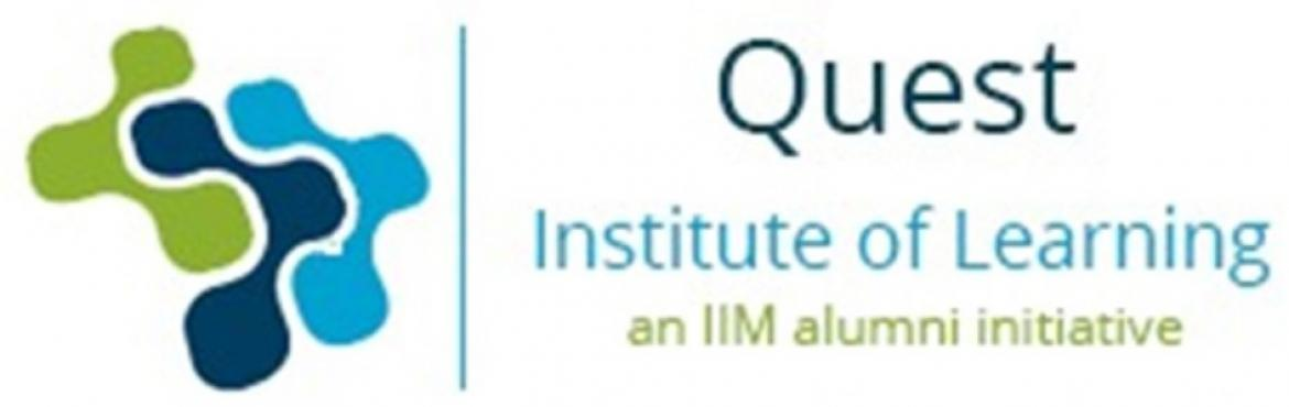Book Online Tickets for CAT and MBA Entrance Coaching by IIM Alu, Hyderabad. Quest Institute of Learning - an IIM alumni initiative brings Common Admisstion Test (CAT) for MBA @ Kondapur. Our complete package for MBA Entrance preparation includes 100 hours of training+ online materials for preparation as wel