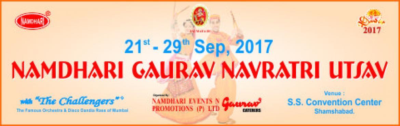 Namdhari Gaurav Navratri Utsav 2017