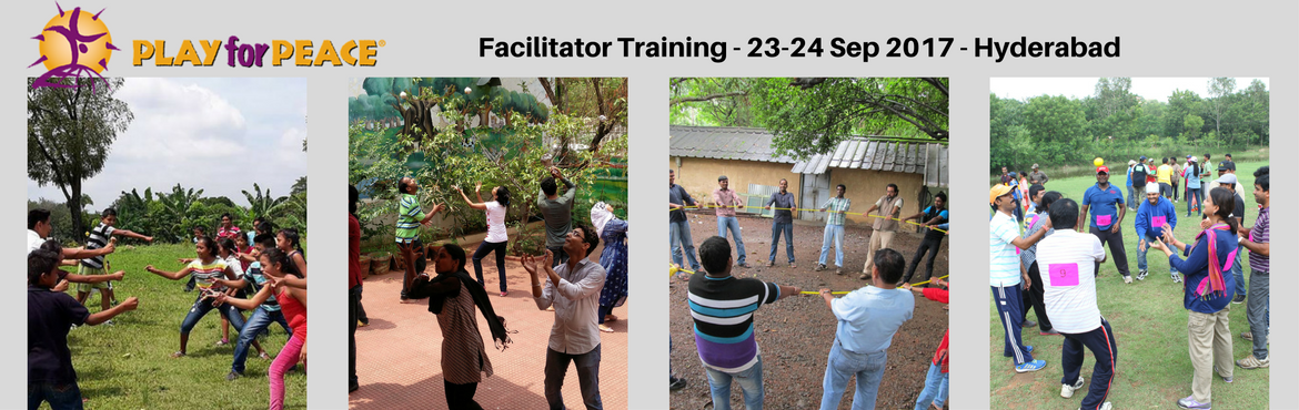 Book Online Tickets for Play for Peace Facilitator Training - Hy, Mothukupal. Learn to conduct Play Actvities to create inclusive experiences for any diverse groups to connect, bond, find common grounds, understand how to create the right perspective of equity, inclusion and social justice with children, youth or adu