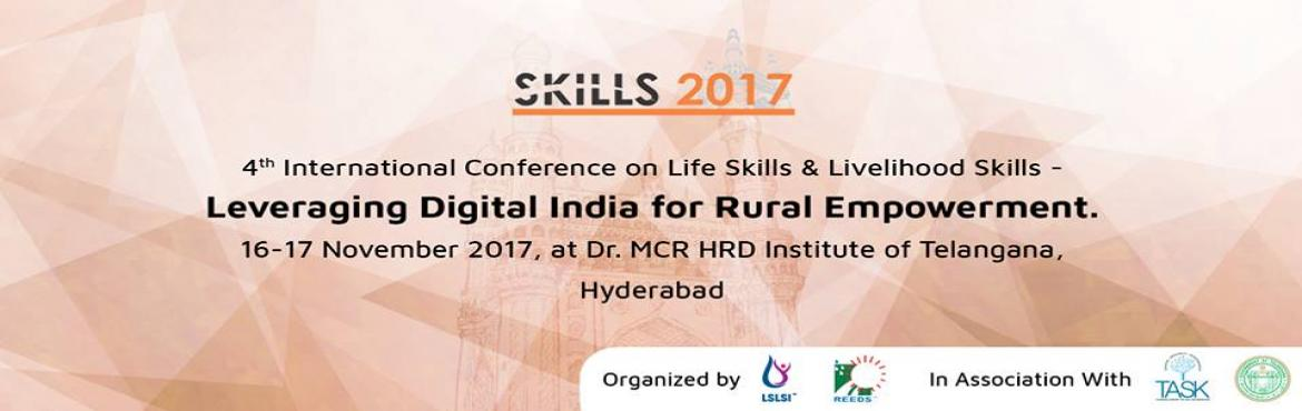 "Book Online Tickets for Skills Conference, Hyderabad.  Conference Schudle Day 1 DIGITAL INFRASTRUCTURE: FOUNDATION FOR SUCCESS  India has the potential to rapidly transform itself from a developing nation to world economic, social and cultural leadership by ""leapfrogging"" traditional te"
