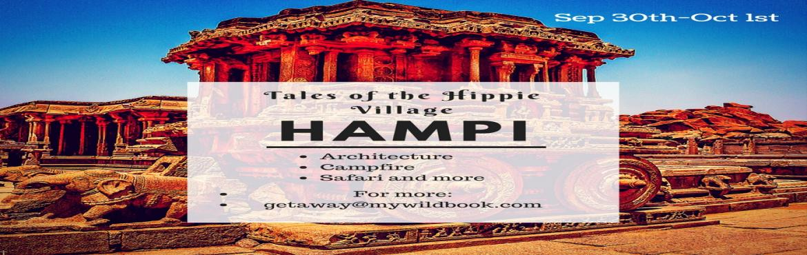 Explore the Hippie Village of South India- Hampi