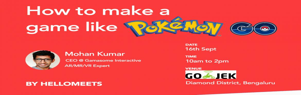 Game Dev Workshop- Bengaluru