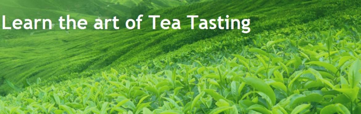 Learn the art of Tea Tasting