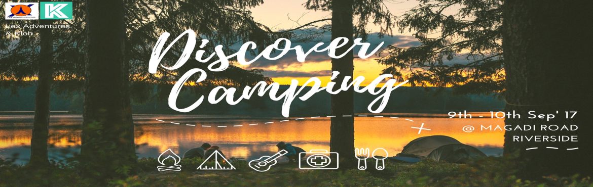 Book Online Tickets for Discover Riverside Camping, Magadi. Discover this secret campsite just off Bangalore and find your dreamy weekend escape. Start the day with a hike to the hills, take part in nature treasure hunt. Once we\'re back to the campsite, you\'ll explore the sunken temple or master your skill