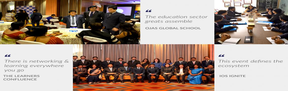 Book Online Tickets for Principals Conclave  and Excellence Awar, Raipur. Over the last 9 years, Strategum Eduserve has worked across India in building institutions that add great value to Society. With every passing year, the challenges of establishing and managing a quality K-12 School is growing with increased competiti