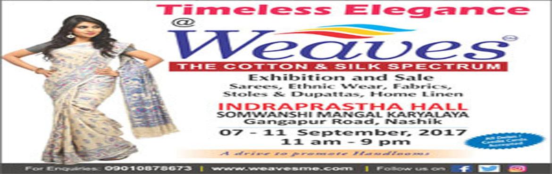 Weaves Exhibition In Nashik
