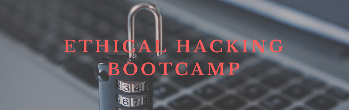 Book Online Tickets for Ethical Hacking Bootcamp, Pune.  Hacking is not about the illegal things it's all about how to secure your cyberspace and system from attacks. In this workshop cyber ethics, email hacking & security, malware attacks, windows system attacks, online data Investigation,