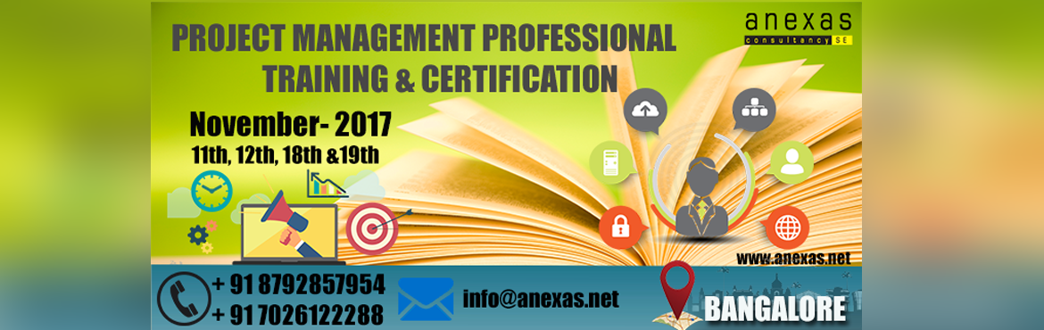 PMP Training in Bangalore (Weekend Batch)