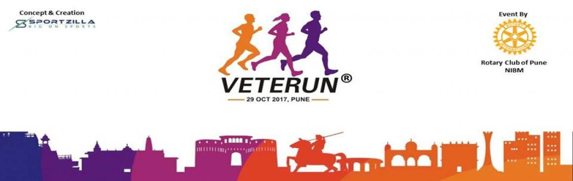 Book Online Tickets for VETERUN 2017, Pune. Distance Categories   Half Marathon Competitive Run 10 KM Competitive Run 5 KM Fun Run 3 KM Fun Run  Age Categories  35 complete to 39 complete 40 complete to 44 complete 45 complete to 49 complete 50 complete to 54 complete 55 complete to