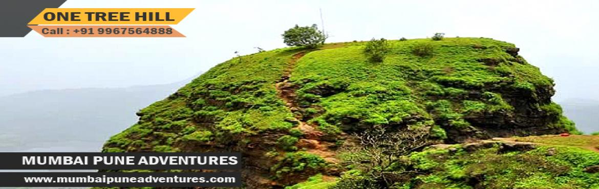 Book Online Tickets for One Tree Hill Mumbai Pune Adventures 16t, Mumbai.   Event Details:Event Grade: EasyEndurance Level: MediumHeight of fort: 2600 ft approxLocation: Matheran, ThaneTotal time required for climbing: 5 hours of normal climbTotal distance for climbing: 8kmsDuration: 1 DayCost: Rs.550/-Event Link:https://w