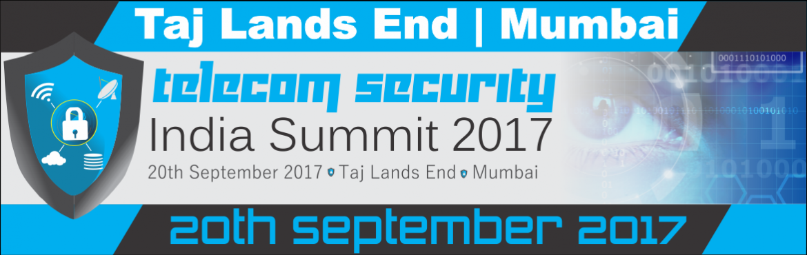 Book Online Tickets for Telecom Security India Summit 2017, Mumbai. As Indian Telecom industry continues its shift to a digital business model, Telecom operators are recasting themselves as technology companies that offer a broad array of digital communications, connectivity, and content services.  Telecom operators