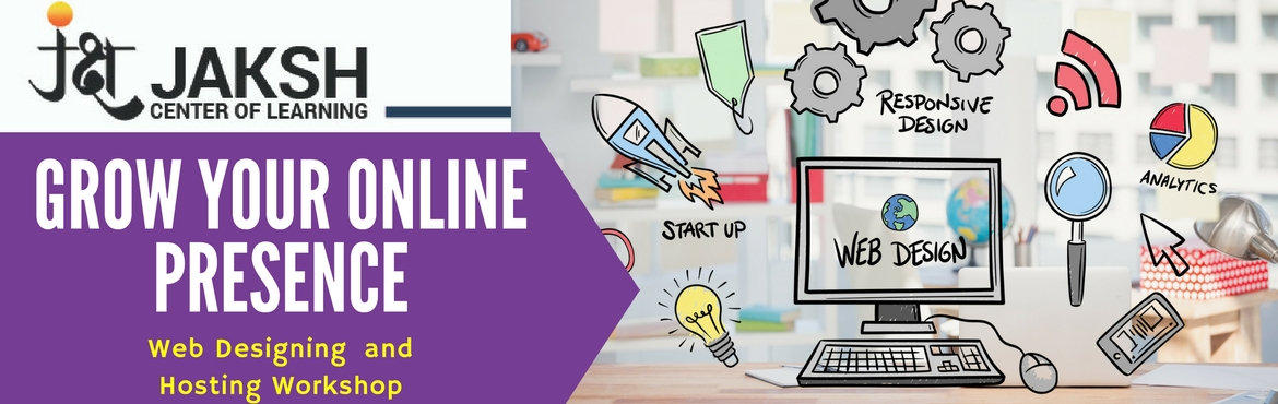 Book Online Tickets for Web Desgining Workshop, Pune. In this workshop you\'ll learn how to build your own personal website. Start creating your personal brand! NO CODING KNOWLEDGE REQUIRED. Also, Explore your field interest and Start blogging about it. Let the world know about your interest and learn t