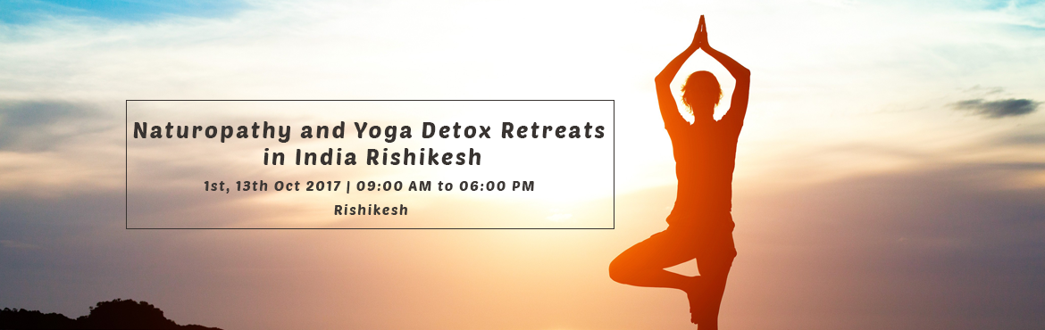 Naturopathy and Yoga Detox Retreats in India Rishikesh