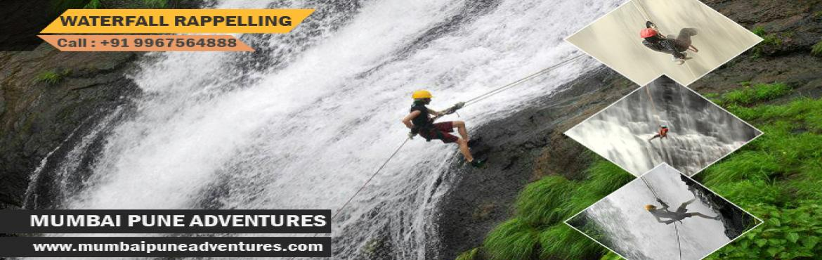 Book Online Tickets for Dhangar Waterfall Rappelling Mumbai Pune, Mumbai.   Event Details:Event Grade: EasyEndurance Level: EasyHeight of waterfall: 75 ft approx.Location: BadlapurDuration: 1 DayCost: Rs.1200/-About Dhangar Waterfall:Dhangar Waterfall is at Badlapur, it is 8kms from Badlapur railway station on Central Rail
