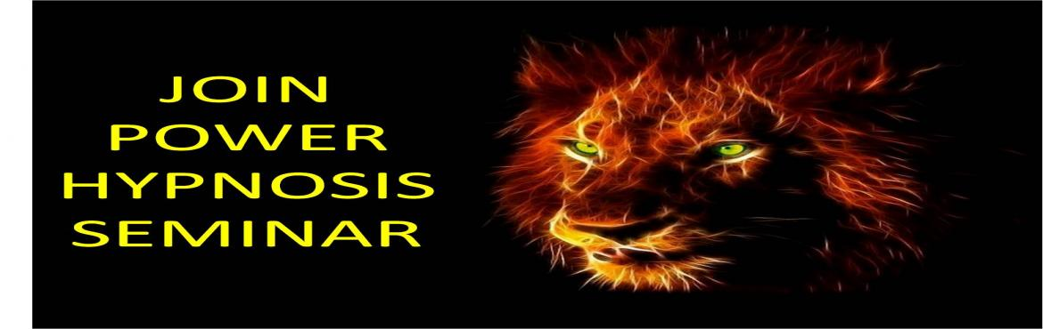 Book Online Tickets for FREE POWER HYPNOSIS SEMINAR, Ghaziabad. Join Free Power Hypnosis seminar by Magic Leo, International Hypnosis Mentor on 10th September 2017 timing 10:30 am till 2 pm. Venue: MCHS B 14 Sector 132 Noida opp. summerville international school. Do you want to get rid of your stress, fears, phob