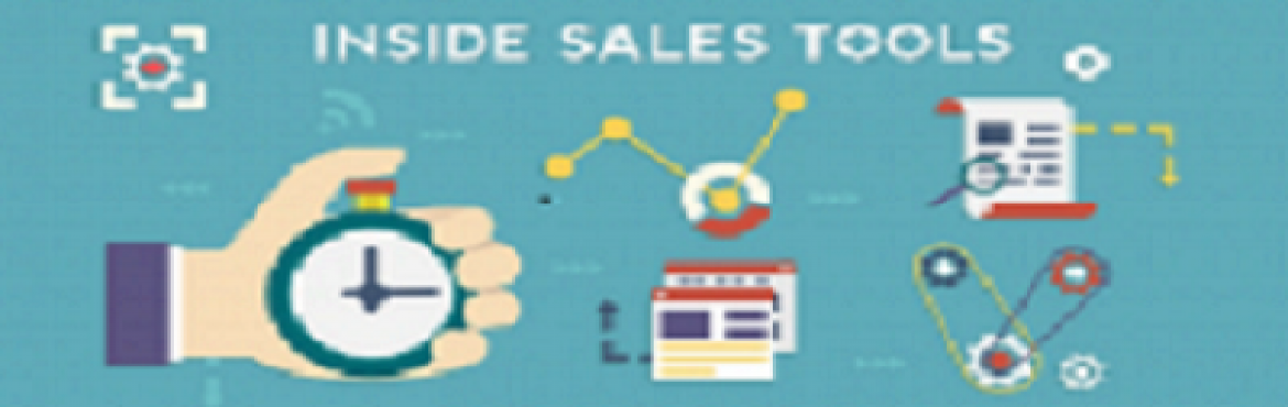 Book Online Tickets for Webinar: How Inside Sales Can Drive Sale, Bengaluru. Webinar on How Inside Sales Can Drive Sales Profitability   Wednesday 13th September @ 11 AM       Perspective: The cost of sales in getting the desired revenue and profitability has been spiralling upwards, thanks