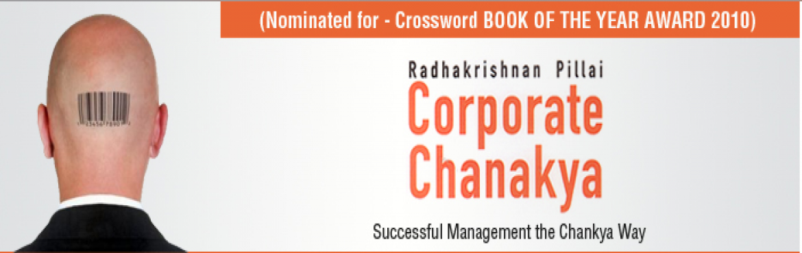 "Book Online Tickets for Chanakya Leadership Development Program , Mumbai.   Chanakya Aanvikshiki Pvt Ltd  Presents  Chanakya Leadership Development Program Learn from Today's Chanakya   About Chanakya Aanvikshiki Pvt Ltd ""Chanakya Aanvikshiki Pvt Ltd"" is a research-based organisat"