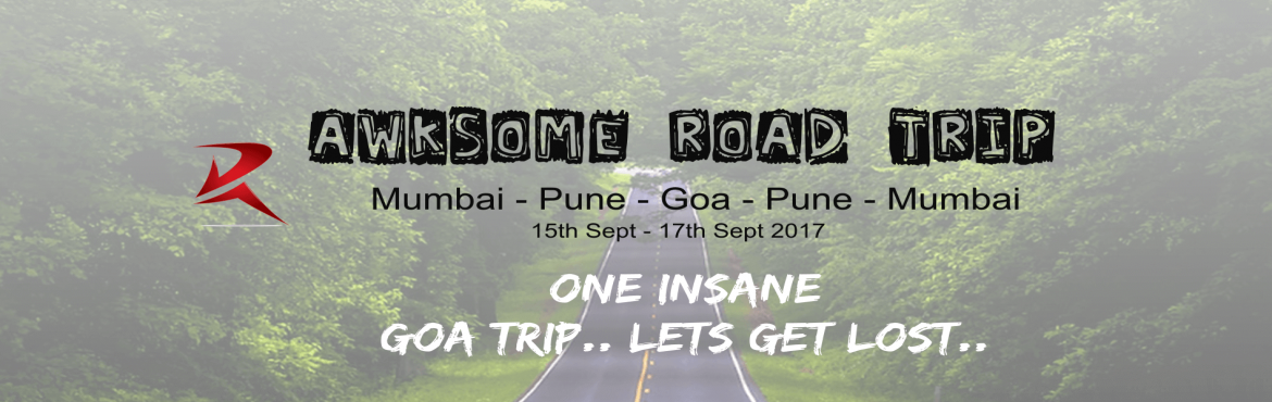 "Book Online Tickets for Goa Darshan with Dudhsagar and Amboli wa, Goa. Hey Friends... Hope all Awksome at your end.. Anyways We all know Goa Season Starts.. And We Never Miss it.. TOH HERE IS OUR NEXT AWKSOME TRIP ""GOA DARSHAN"" Is baar Lil Different We have added lil more Twist and Masti to this trip.. How??"