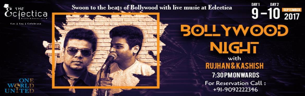 Live Music at The Eclectica-Jaipur