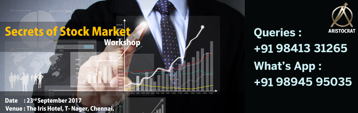 Secrets of Stock Market Workshop