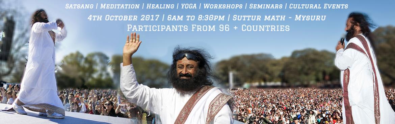 One Day Happiness Retreat With Gurudev Sri Sri Ravishankar