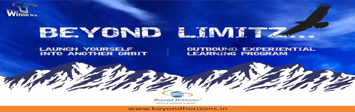 Book Online Tickets for  Girish Konkars Beyond Limitz - An Outbo, Pune.  Welcome To Beyond Limitz - An Outbound Experiential Learning Offsite  What are your plans for the upcoming long weekend?   Would you like to.....   # \'Unlock your potential\'?   # Challenge your perceptions about *your