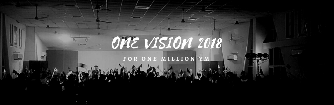 Book Online Tickets for ONE VISION CONFERENCE 2018, Delhi. ONEVISIONMOVEMENT.COM  ABOUT ONE VISION CONFERENCE 2018This time, more than1000 young peoplewill receive anointingto go to nations, and will bring glorious revival,breaking down all darkness and bringing presence of God.Projec