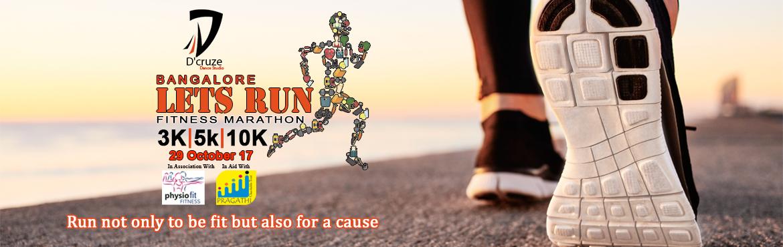 Lets Run - Fitness Marathon