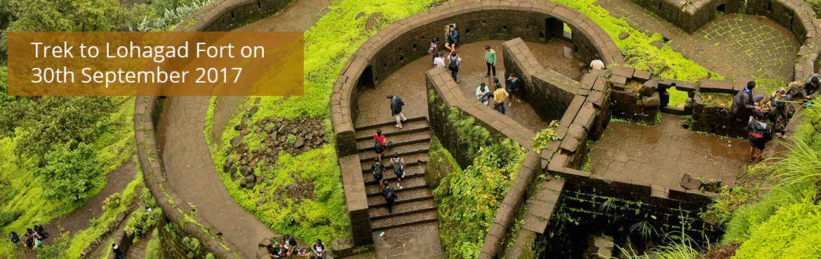 Trek to Lohagad Fort on 30th September 2017