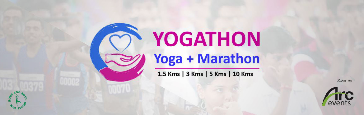 Book Online Tickets for Yogathan (Yoga + Marathon), Chennai. In today\'s Life Style, all of us .. starting from Kids till Senior Citizens - everyone are undergoing a sort of Stress which paves way to lot of health issues. Yogathon is an awarness marathon, showcasing the best possible ways of setting our life s