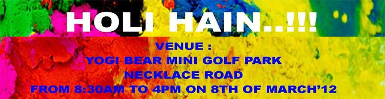 Book Online Tickets for Holi Hain @ Yogi Bear Park Necklace Road, Hyderabad. RETRO EVENTS PRESENTS ...HOLI HAI..!!!DOLLAR PARTY FESTIVE 2.0This time its HOLI people Enjoy this HOLI $DOLLAR PARTY$ style:
