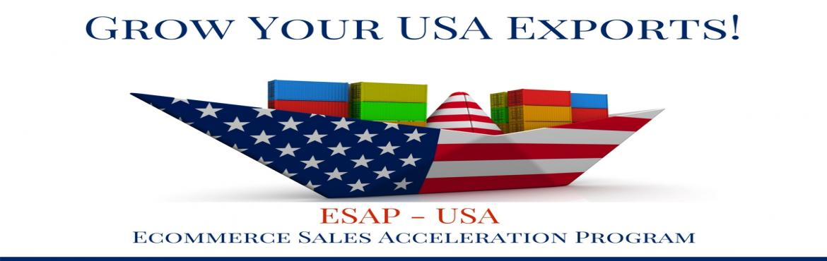 Ecommerce Sales Acceleration Program (ESAP) - USA