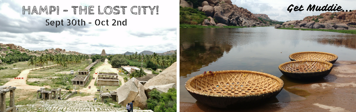 BLR-Long weekend special: Hampi - The Lost City