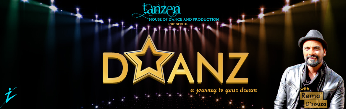 Book Online Tickets for DAANZ - VADODARA AUDITION, Vadodara. A state level Dance Competition \