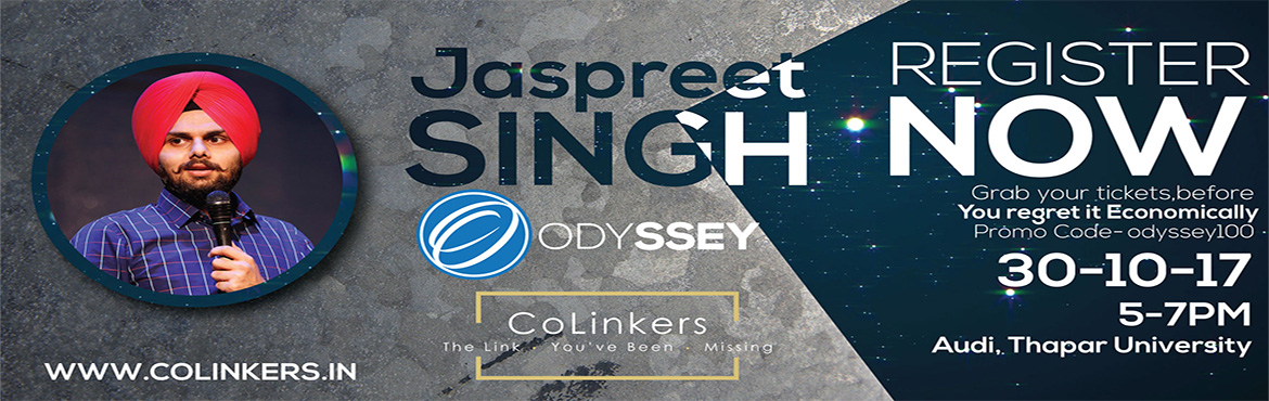 Book Online Tickets for The Odyssey of Laughter, Patiala. With the scenario all clear in our minds, we are set to provide Patiala with some hilarious stand up comedy and introduce to them, more of this amazing and trending talent. As we all are very well aware of the jolly nature of the people of Punjab, ou