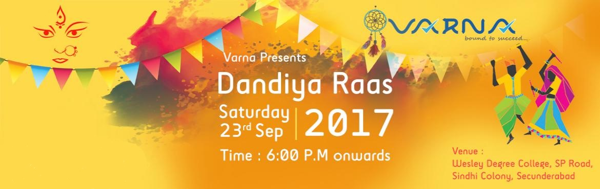Dandiya Raas 2017 Hyderabad Meraevents Com