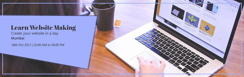 Learn Website Making Workshop