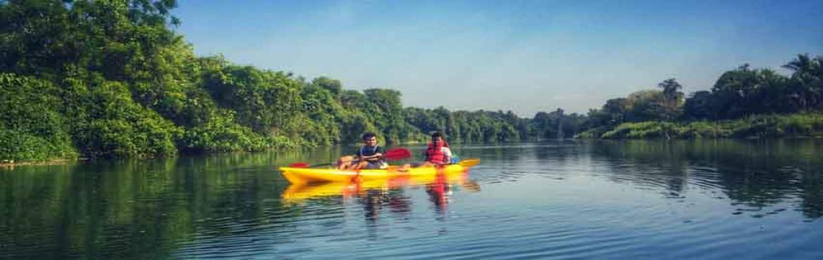 Book Online Tickets for Kayak On Shambhavi | Plan The Unplanned, Bengaluru.     Kayaking on an India river is perhaps the most thrilling experience that anyone can ask for! While you must have always thought of it as an exotic water sport - we are here you to take you for a wilderness ride on a Kayak.During this trip, y