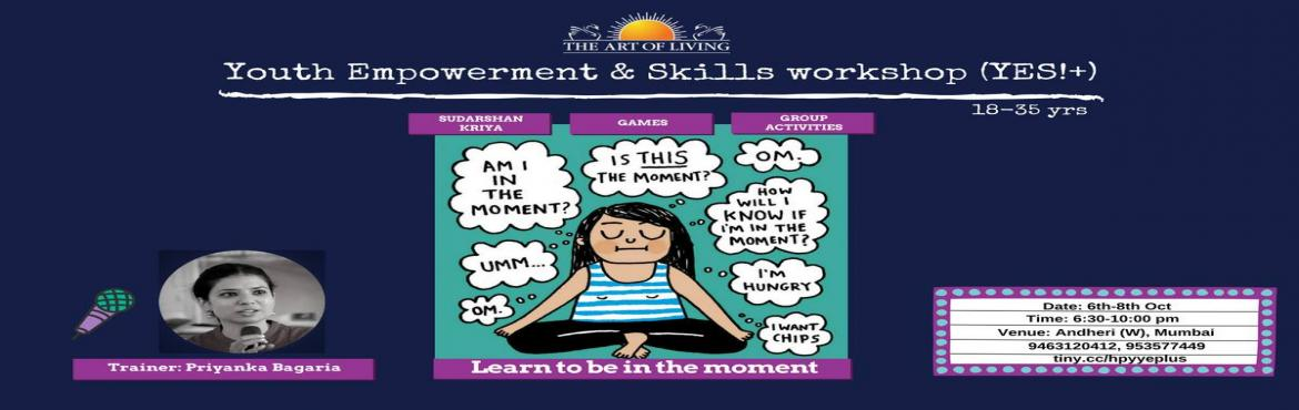 Youth Empowerment and Skills workshop
